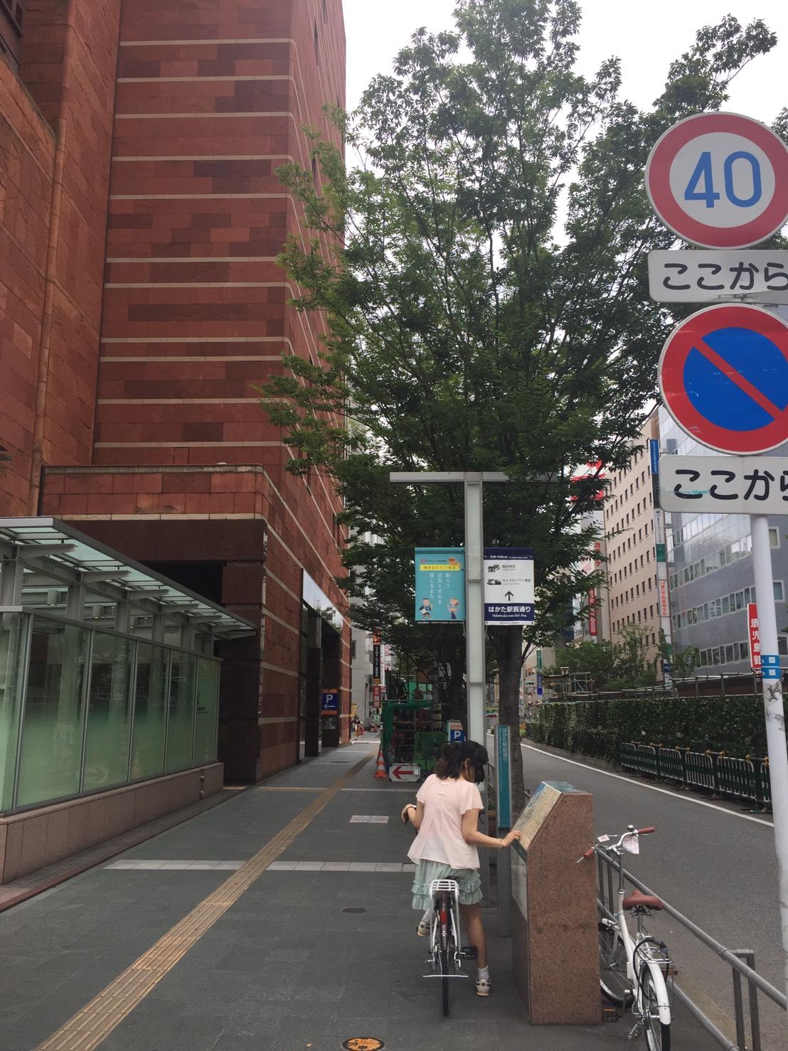 店舗までの道のり1