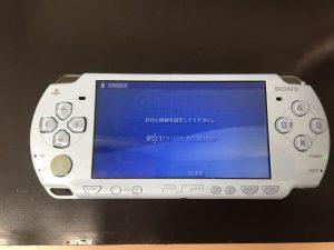 PSP2000ACソケット交換修理