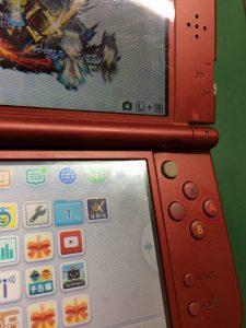 new 3DS LL Rボタン押しっぱなしになってしまうときは!!