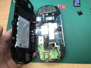 PSVita1100 バッテリー交換修理