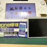 WiiU ゲームパッド 液晶画面修理
