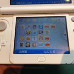 下画面が潰れて冒険ができない!「New 3DS下画面交換修理」