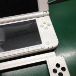 ヒンジが全開以上に開く「3DSLLハウジング交換修理」