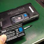 家から出られない「3DSLLバッテリー交換修理」