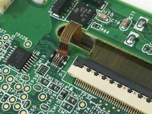WiiUの基板破損で電源つかない