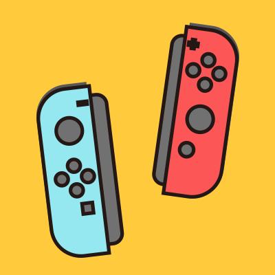 Switch Joy-Con スティック修理