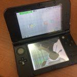 New Nintendo 3DS LL下液晶画面交換修理_スマホスピタル熊本店