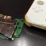 New 3DS LL ゲームカードトレイ交換