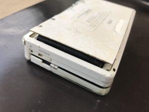 3DSバッテリー膨張
