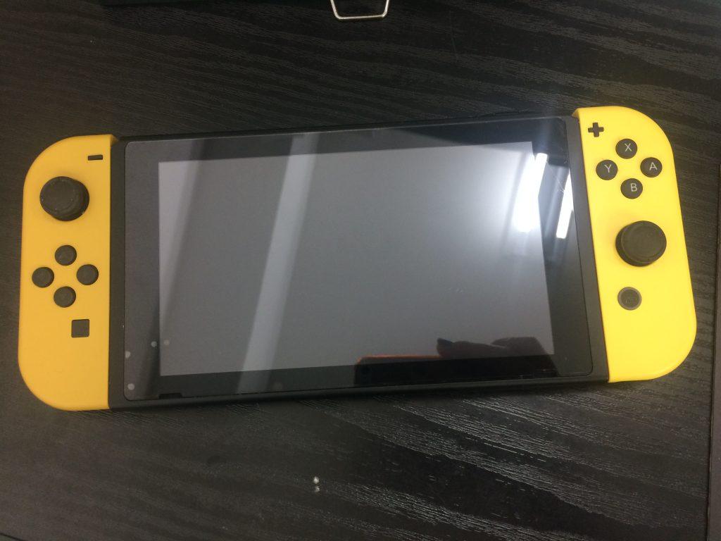 NintendoSwitch 水没 熊本