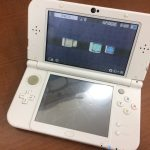 New3DSLL タッチ不良