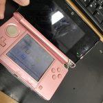3DSハウジング破損