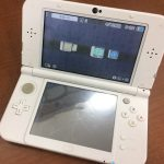 New 3DS LL 画面交換