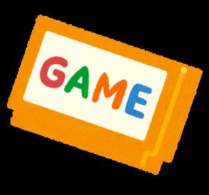 ゲームソフト バッテリー