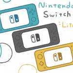 Switch lite nintendo ゲーム