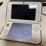 3DS 上画面液晶 故障