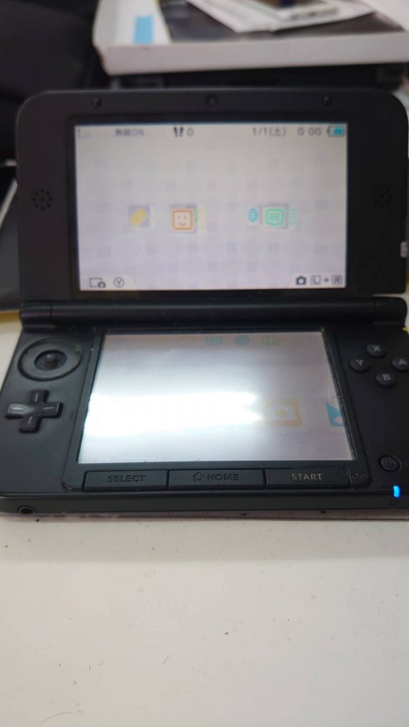3DS 液晶 修理