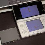 3DS タッチパネル