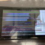 Switch液晶破損