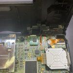 Nintendo 3DSLL スライドパッド交換修理