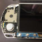 PSP-3000 アナログスティック交換修理