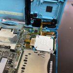 Nintendo 3DS Lボタン交換修理