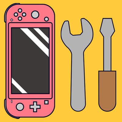 Switch Lite メンテナンス 3DS・Switch・PSPの修理、買い取りならゲームホスピタルへ!