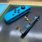 Nintendo Switch Joy-Con スライダーが外れた バラバラになった