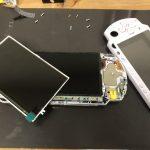 PSP液晶画面交換IMG_0327