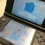 3DS タッチパネル破損