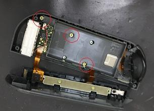 Nintendo Switch joy-con 交換 修理