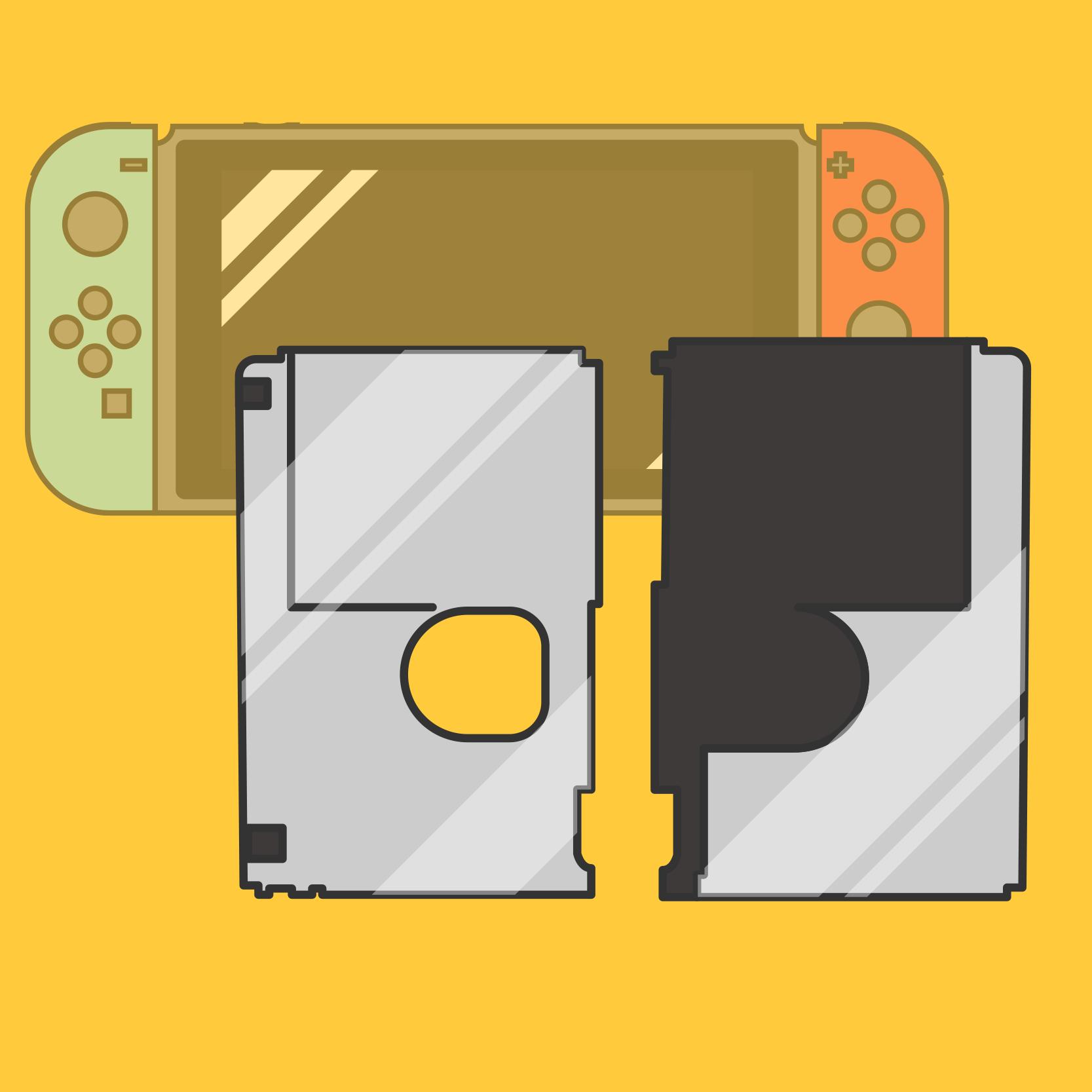 Switch ミドルフレーム交換 3DS・Switch・PSPの修理、買い取りならゲームホスピタルへ!