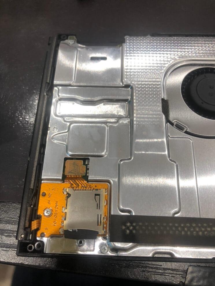SwitchSDカードスロット0602