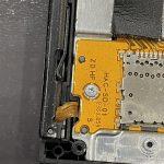Switch 本体レール 修理