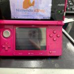 3DS 下液晶 真っ黒