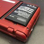 new 3ds ll バッテリー 電池 膨張 膨らんだ 交換 修理 梅田 大阪駅 第4ビル ディアモール