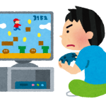置き型ゲーム機で遊ぶ