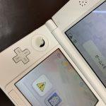 3DSLL スライドパッドボタン交換