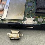 Nintendo Switch 充電口修理 充電できない