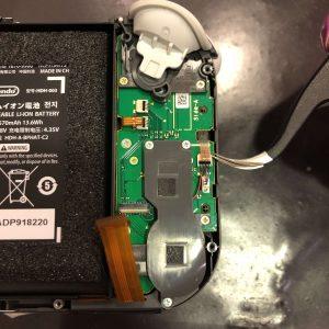 Nintendo Switch Lite アナログスティック 交換 (3)
