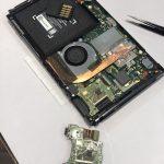 switchゲームカードスロット修理IMG_5277