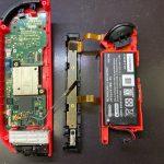 Switch Joy-Con スライダー交換修理 認識されない